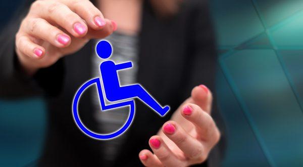 Oferta dla osób z niepełnosprawnościami.